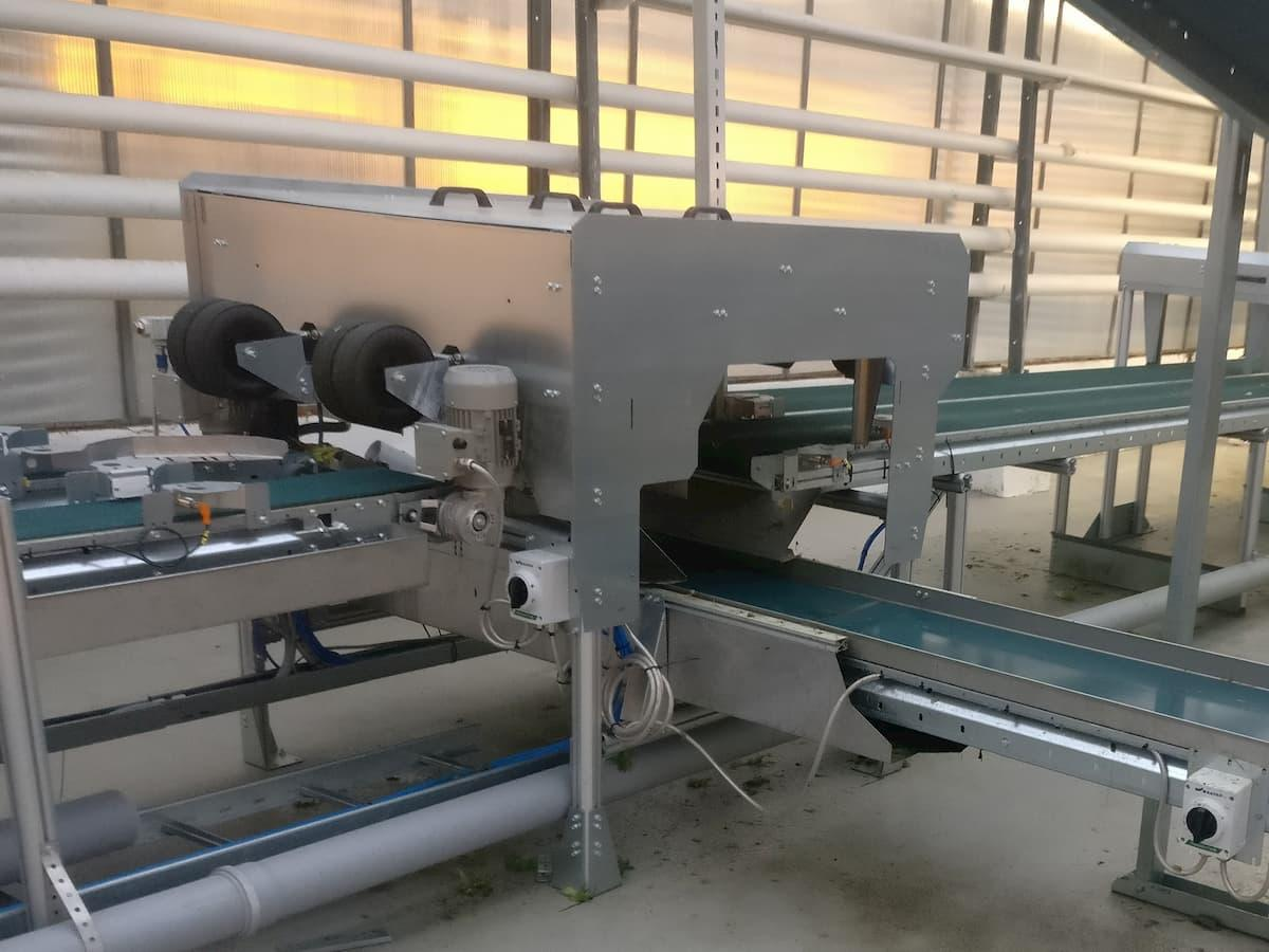 Green Automation - Fully Automated - Removal of substrate