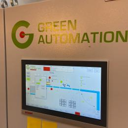 Green Automation - Fully automated system - sowing